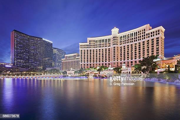 Bellagio + Cosmopolitan  - Las Vegas
