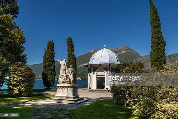 Bellagio Villa Melzi Gardens,  Lake Como , Italy