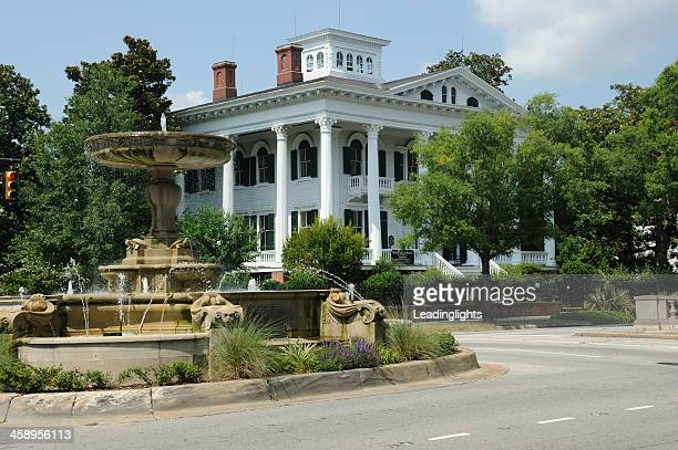 bellamy mansion, wilmington, nc - wilmington north carolina stock photos and pictures
