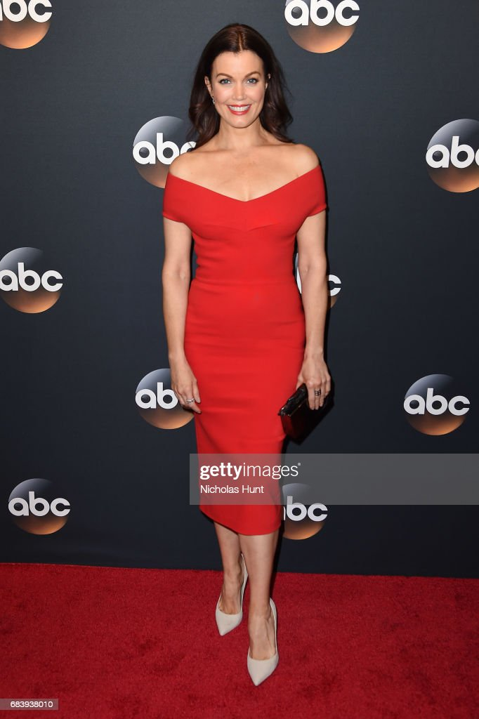 Bellamy Young attends the 2017 ABC Upfront on May 16, 2017 in New York City.
