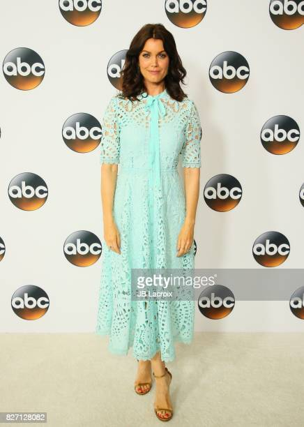 Bellamy Young attends the 2017 Summer TCA Tour 'Disney ABC Television Group' on August 06 2017 in Los Angeles California