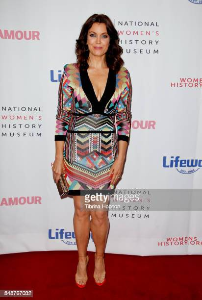 Bellamy Young attends the 6th Annual Women Making History Awards at The Beverly Hilton Hotel on September 16 2017 in Beverly Hills California