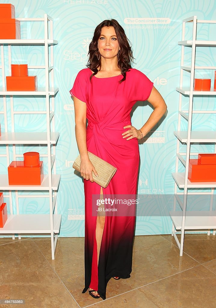 Bellamy Young attends the Step Up 11th Annual Inspiration Awards at The Beverly Hilton Hotel on May 30, 2014 in Beverly Hills, California.