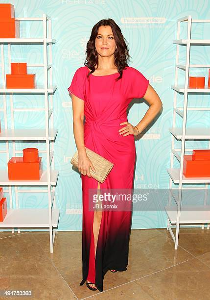 Bellamy Young attends the Step Up 11th Annual Inspiration Awards at The Beverly Hilton Hotel on May 30 2014 in Beverly Hills California