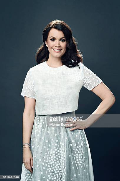 Bellamy Young poses for a portrait at the Critics' Choice Awards 2014 on June 19 2014 in Beverly Hills California