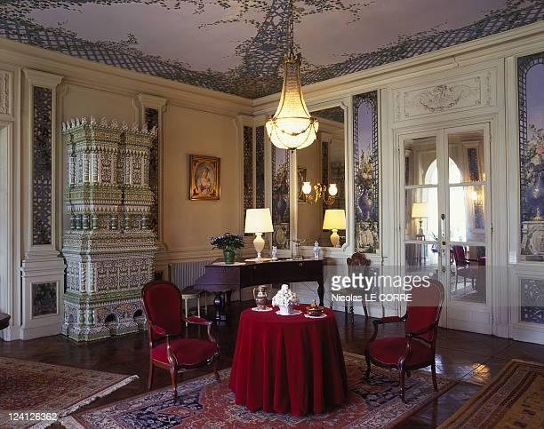 'Belle Epoque' Villas Protected In Dinard France In June 1996 Hotel Reine Hortense