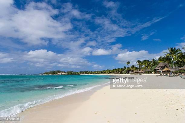 Belle Mare Beach, Mauritius (île Maurice)