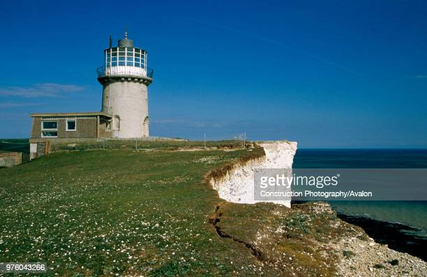 Belle Tout Lighthouse Beachy Head Sussex UK