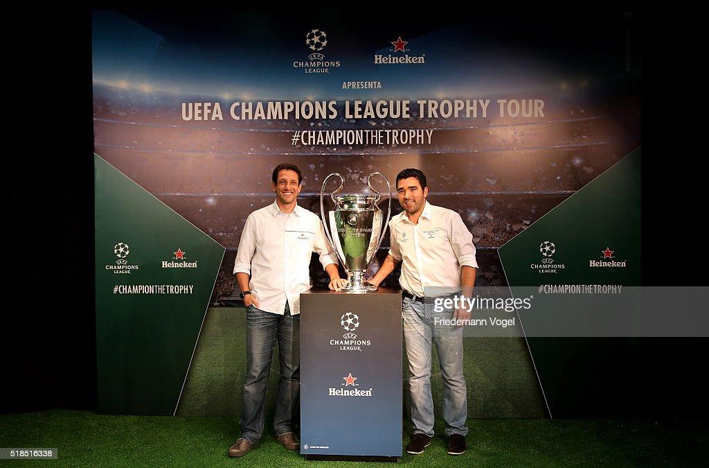 Heineken Champions League Trophy Tour