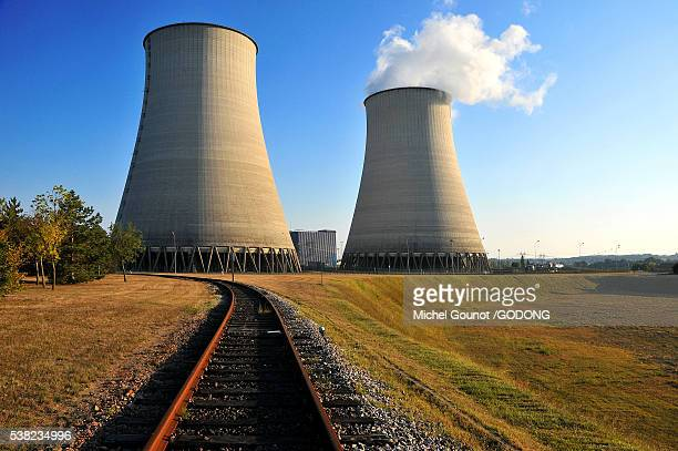 Belleville-sur-Loire nuclear power station.