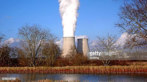 BellevillesurLoire nuclear power station