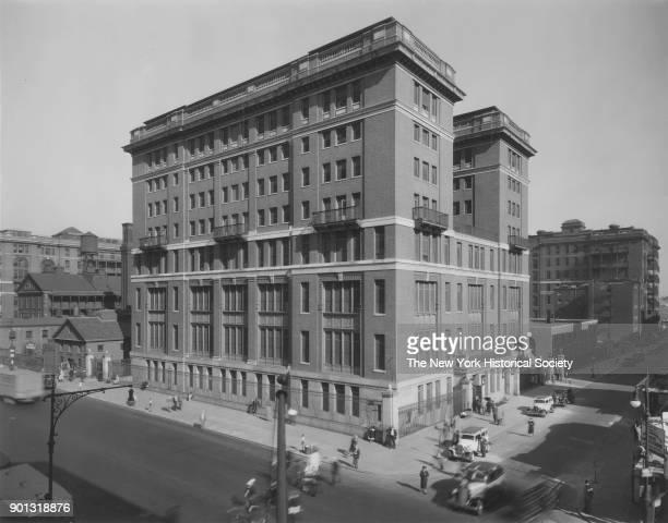 Bellevue Hospital New York New York 1929