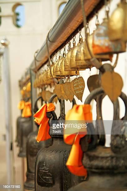 Bells in Golden Mount Temple