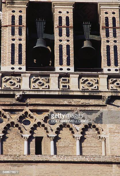 Bells in the tower of the Giralda Seville Andalucia Spain 16th century