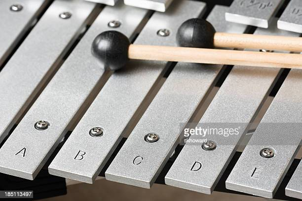 Bells (Xylophone) Keys and Mallets