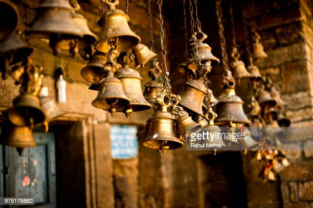 bells of tranquility - guwahati stock photos and pictures