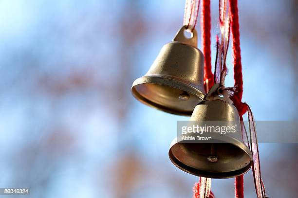 bells - bell stock pictures, royalty-free photos & images