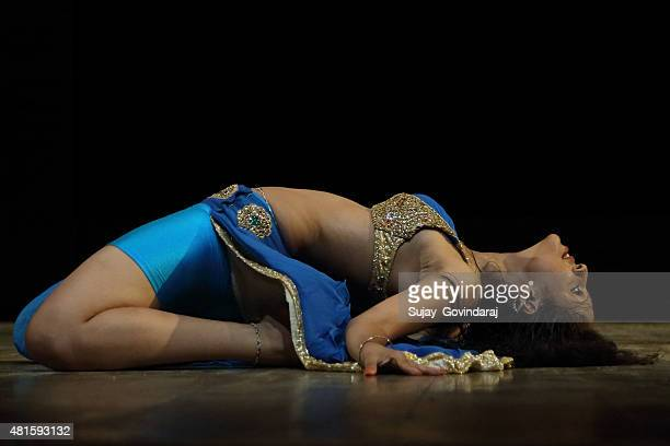 belly dance by payal gupta - belly dancing stock photos and pictures