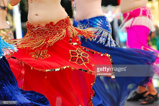 belly dance performance - belly dancing stock photos and pictures