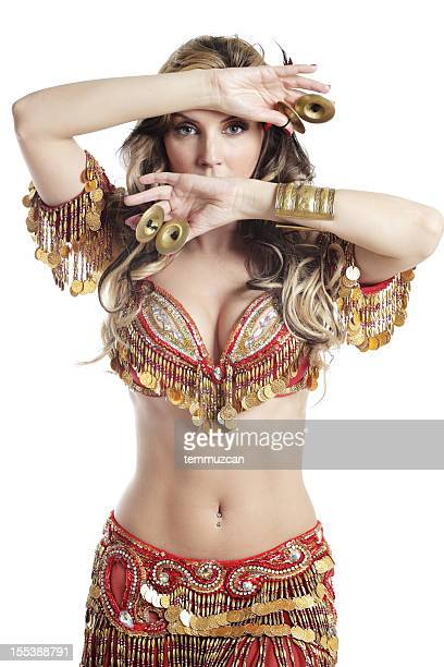 belly dancer - belly dancing stock photos and pictures