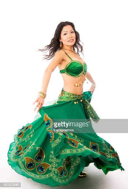 belly dancer - belly dancer stock photos and pictures