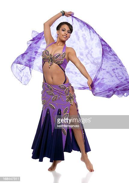 bellydancer - belly dancing stock photos and pictures