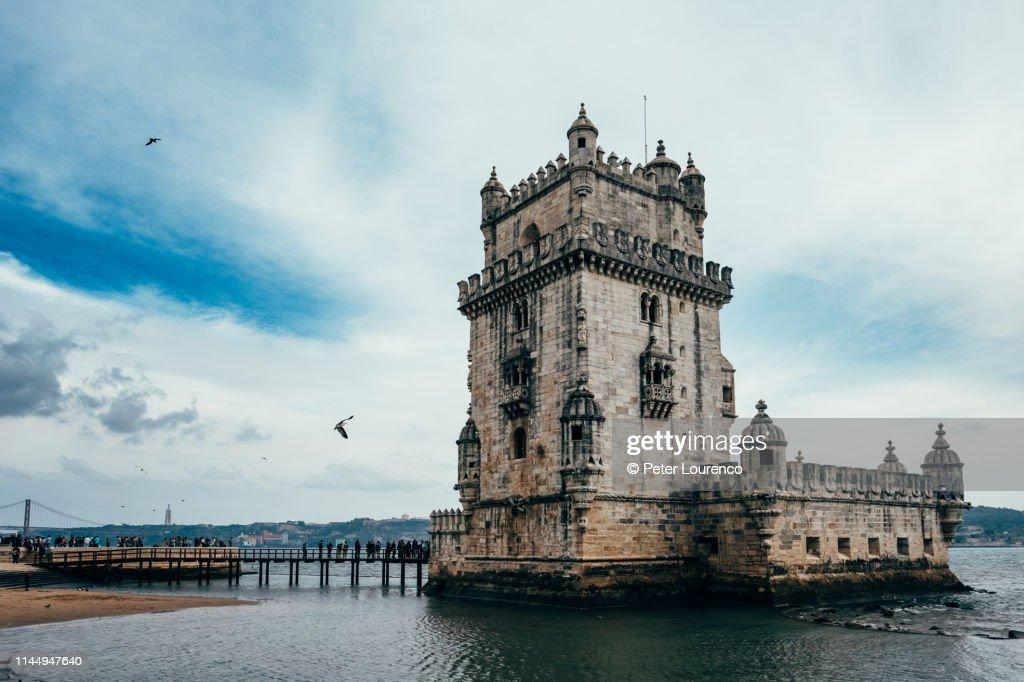 Belém Tower : Stock-Foto