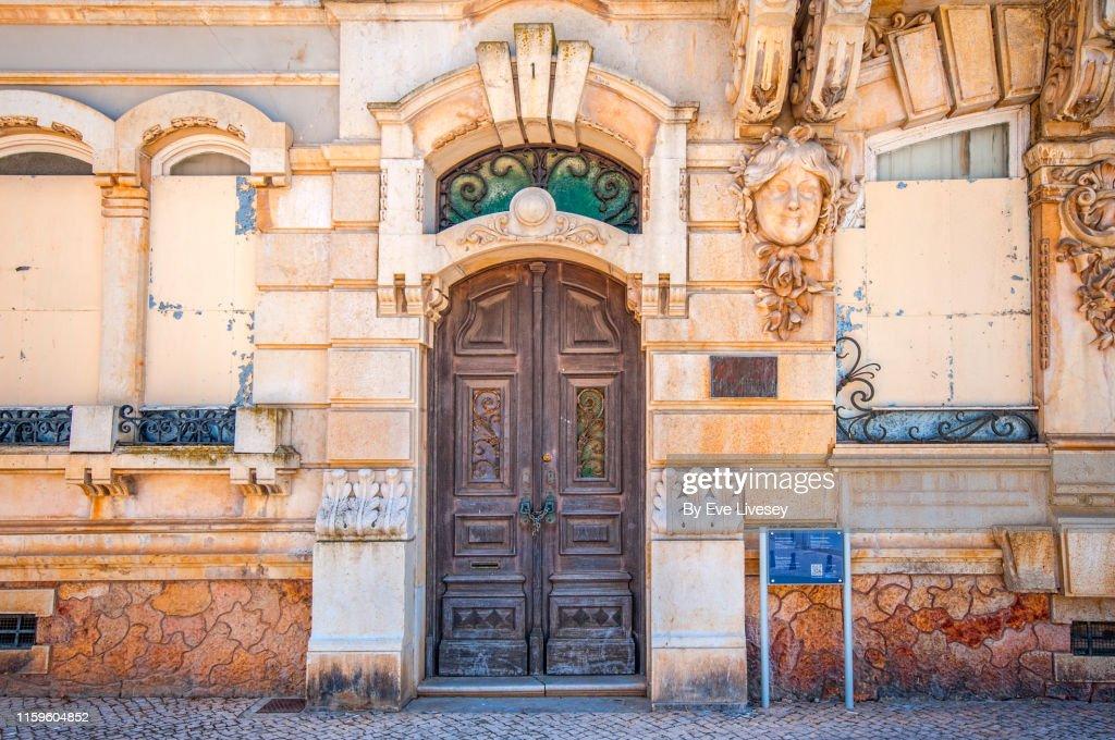 Belmarco Palace - Faro : Stock Photo