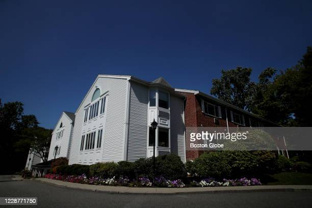 Belmont Manor Nursing & Rehabilitation Center in Belmont, MA on September 07, 2020.