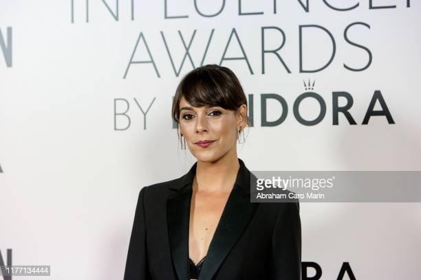 Belén Cuesta attends Cosmopolitan Influencers Awards 2019 on September 25 2019 in Madrid Spain