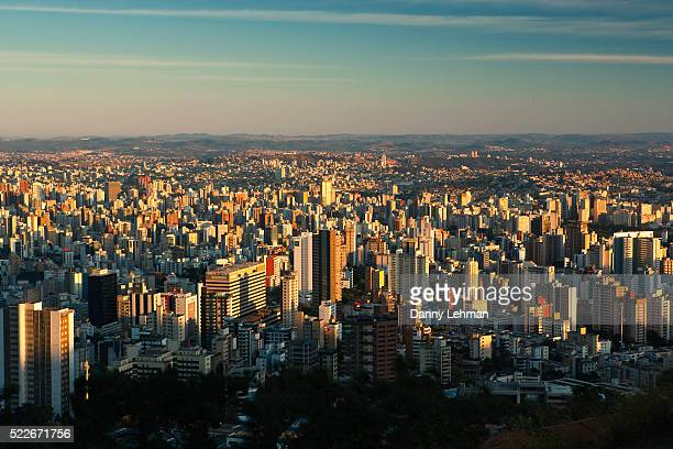 Belo Horizonte, capital city of Minas Gerais, Brazil