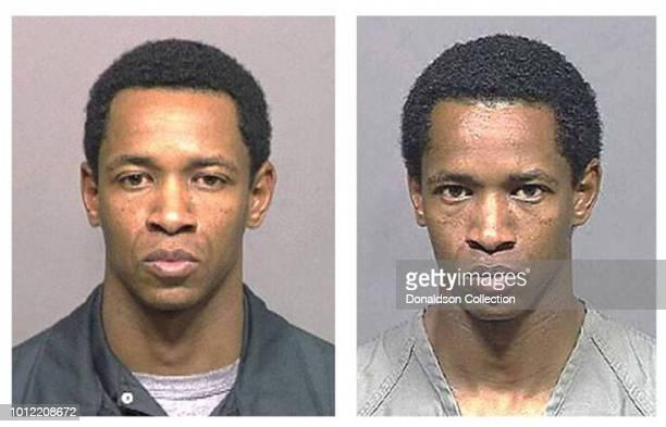 """""""Beltway Sniper"""" John Allen Muhammad mugshot."""