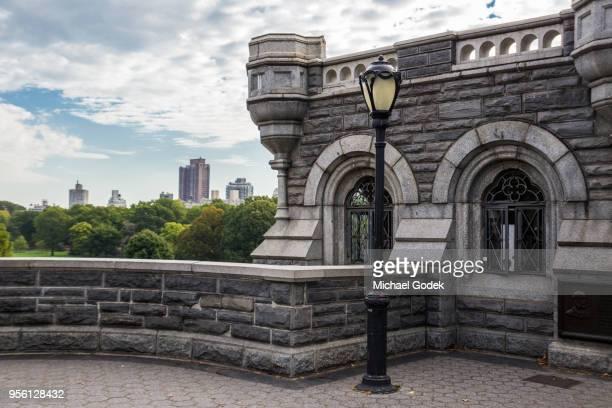 Belvedere Castle in New York's Central Park