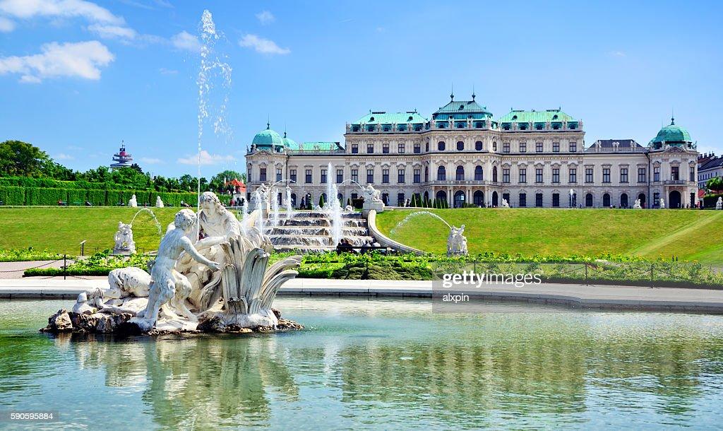 Palais du Belvédère, Vienne : Photo