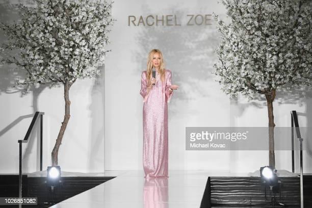 Belvedere Vodka Celebrates The Rachel Zoe Spring/Summer 2019 Presentation with Rachel Zoe at Hotel Bel Air on September 4 2018 in Los Angeles...