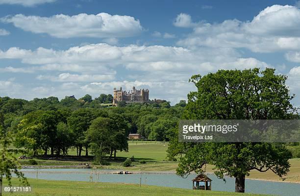 Belvoir castle, Belvoir, Grantham, Lincolnshire