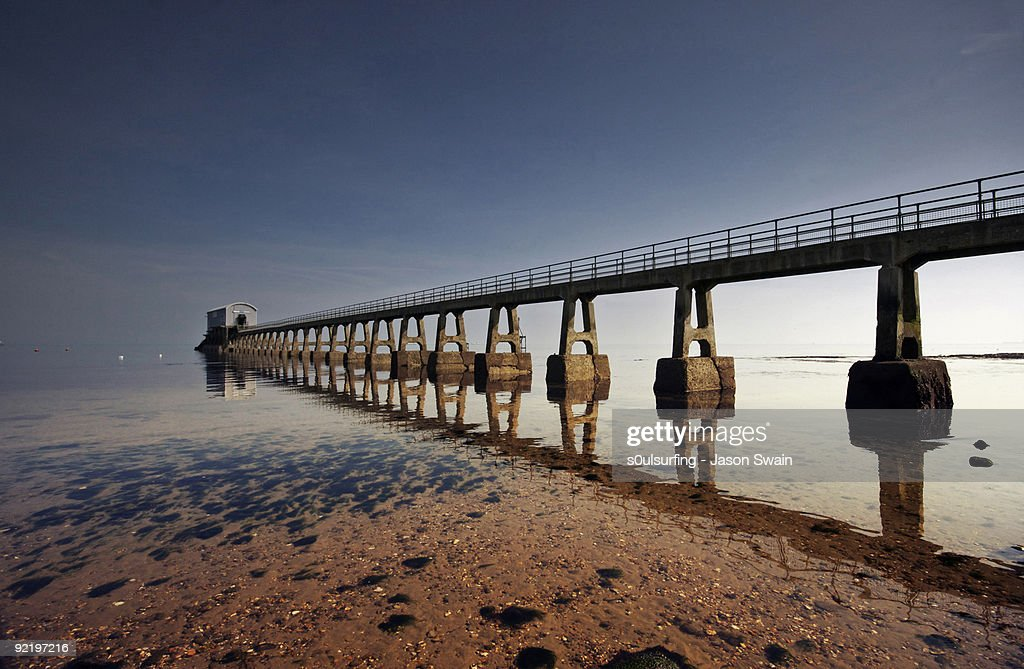 Bembridge Blues : Stock Photo