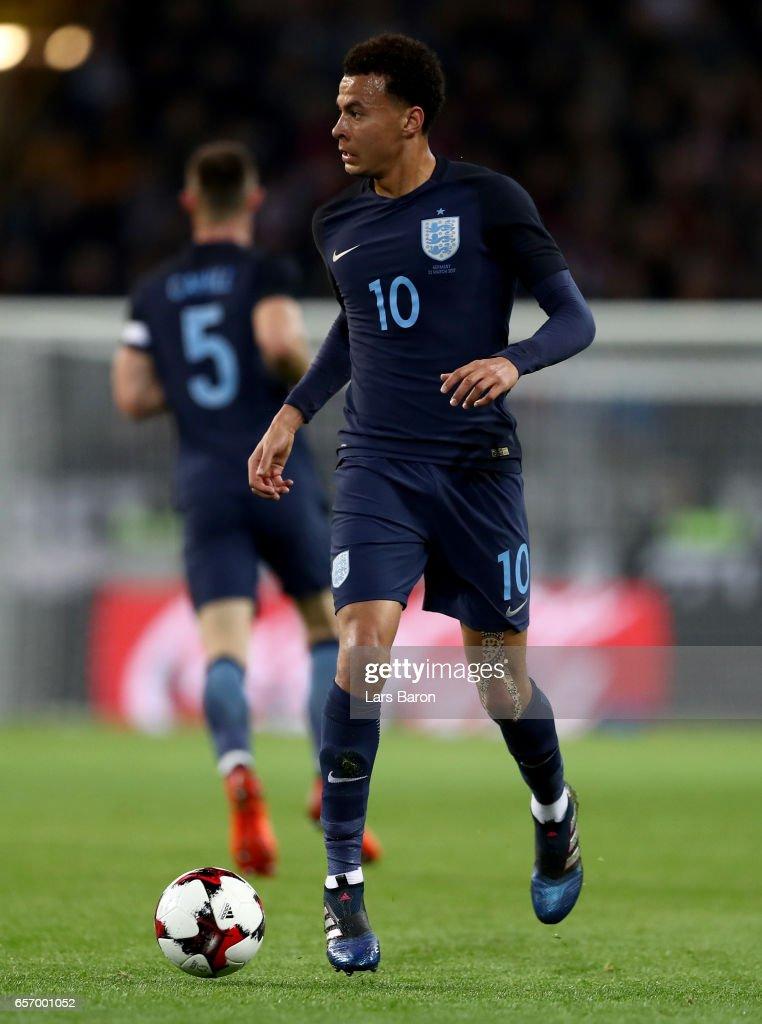 Germany v England - International Friendly : News Photo