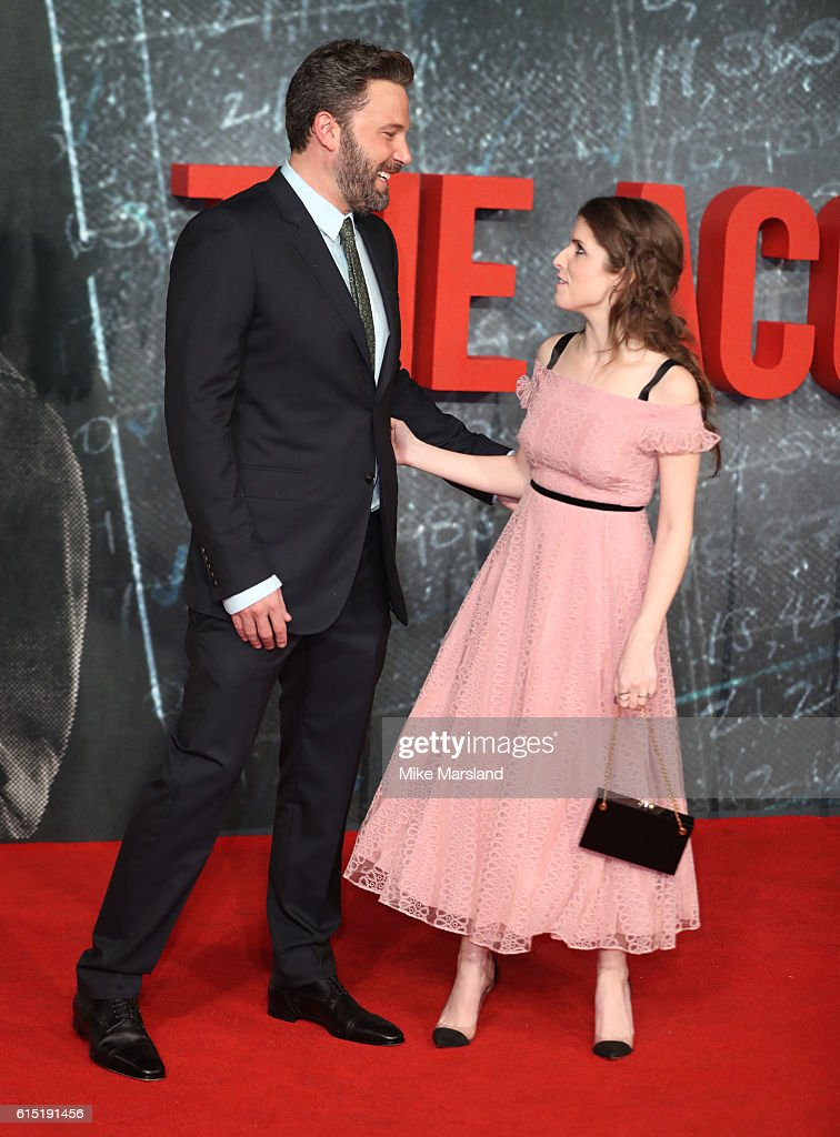 """""""The Accountant"""" - UK Premiere - Red Carpet Arrivals"""