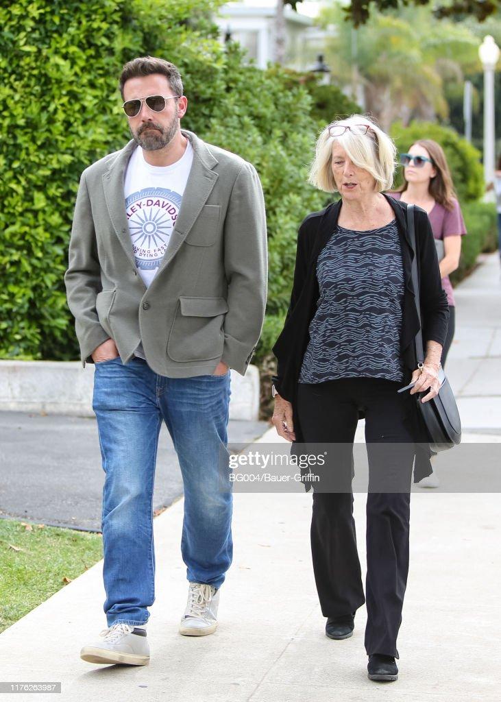 Celebrity Sightings In Los Angeles - October 16, 2019 : News Photo