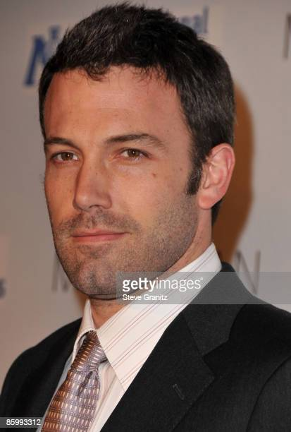 Ben Affleck arrives at the Children Mending Hearts Gala at the House Of Blues on February 18 2009 in Los Angeles California