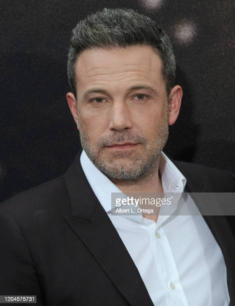 """Ben Affleck arrives for the premiere of Warner Bros Pictures' """" The Way Back"""" held at Regal LA Live on March 1, 2020 in Los Angeles, California."""
