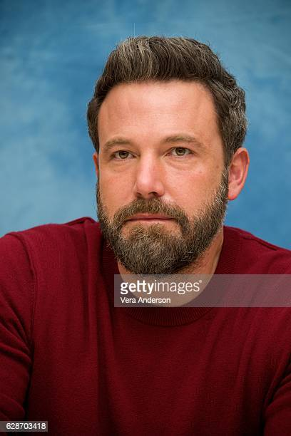 Ben Affleck at the Live by Night Press Conference at the Four Seasons Hotel on December 6 2016 in Beverly Hills California