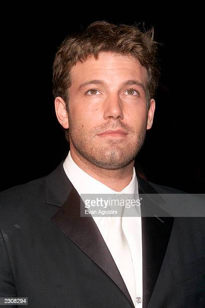 Ben Affleck at the Vanity Fair Oscar party at Morton's in Beverly Hills Los Angeles CA Photo Evan Agostini / ImageDirect
