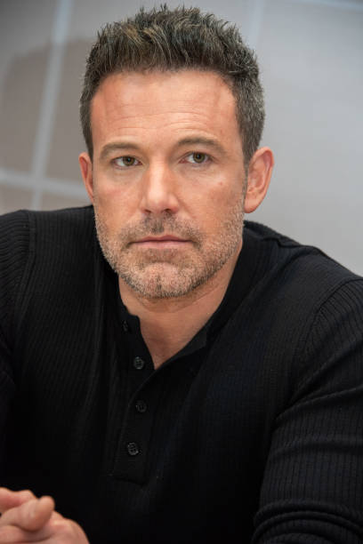 Ben Affleck at The Way Back Press Conference at the Four Seasons Hotel Downtown on February 22 2020 in New York City