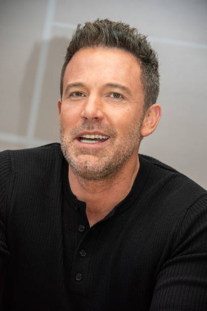 Ben Affleck is seen arriving at the 'Jimmy Kimmel Live' Show on March 03 2020 in Los Angeles California