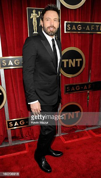 Ben Affleck attends the 19th Annual Screen Actors Guild Awards at The Shrine Auditorium on January 27 2013 in Los Angeles California 23116_016_0927jpg