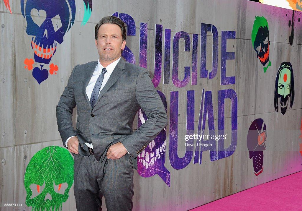 """""""Suicide Squad"""" - European Premiere - VIP Arrivals"""