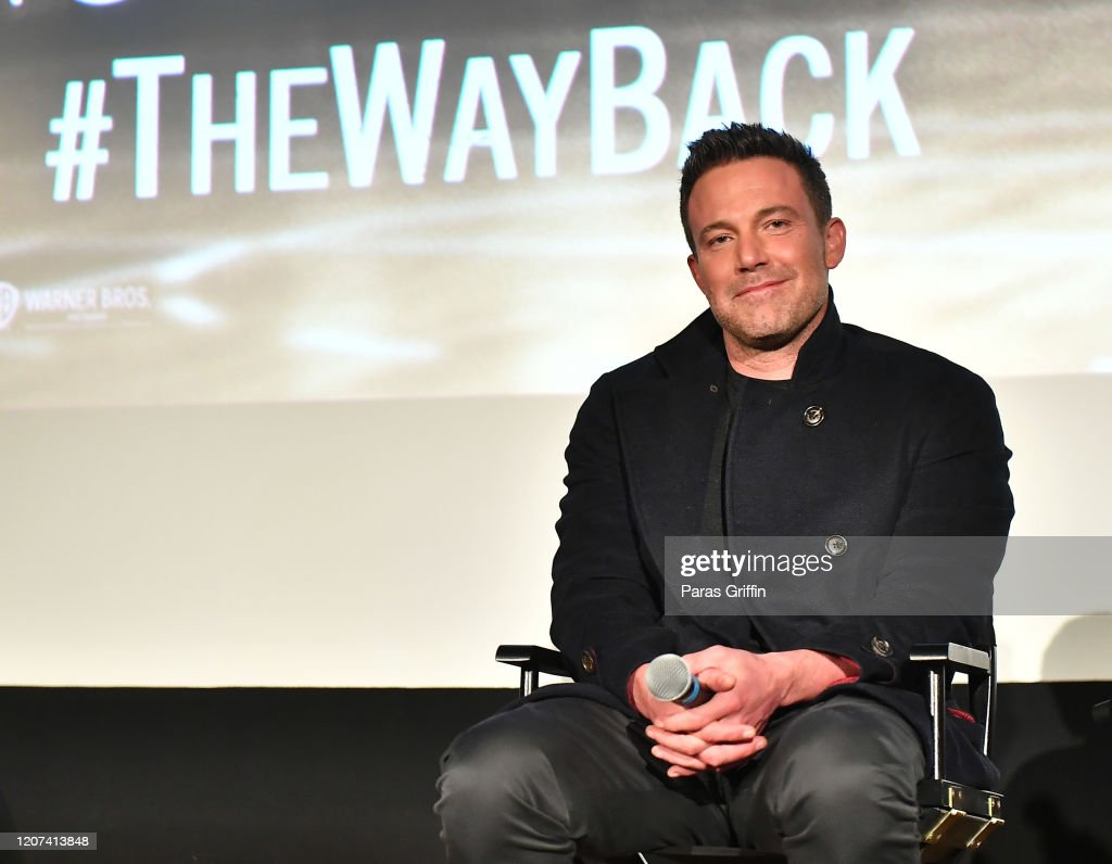"""The Way Back"" Q&A Screening With Ben Affleck And Co-Stars In Atlanta, GA : News Photo"