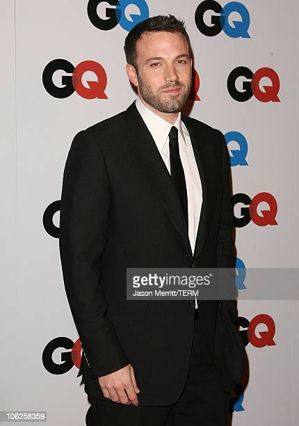 Ben Affleck during GQ Man of the Year Awards Arrivals at Sunset Tower Hotel in Los Angeles California United States